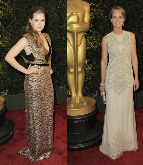 Amy Adams y Helen Hunt