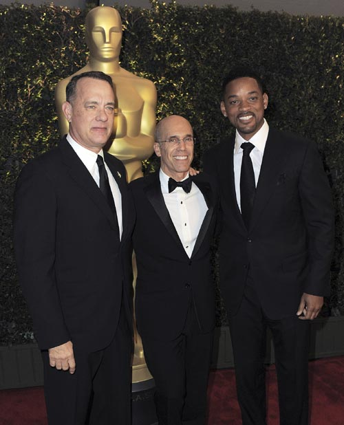 Tom Hanks, Seth MacFarlane y Will Smith