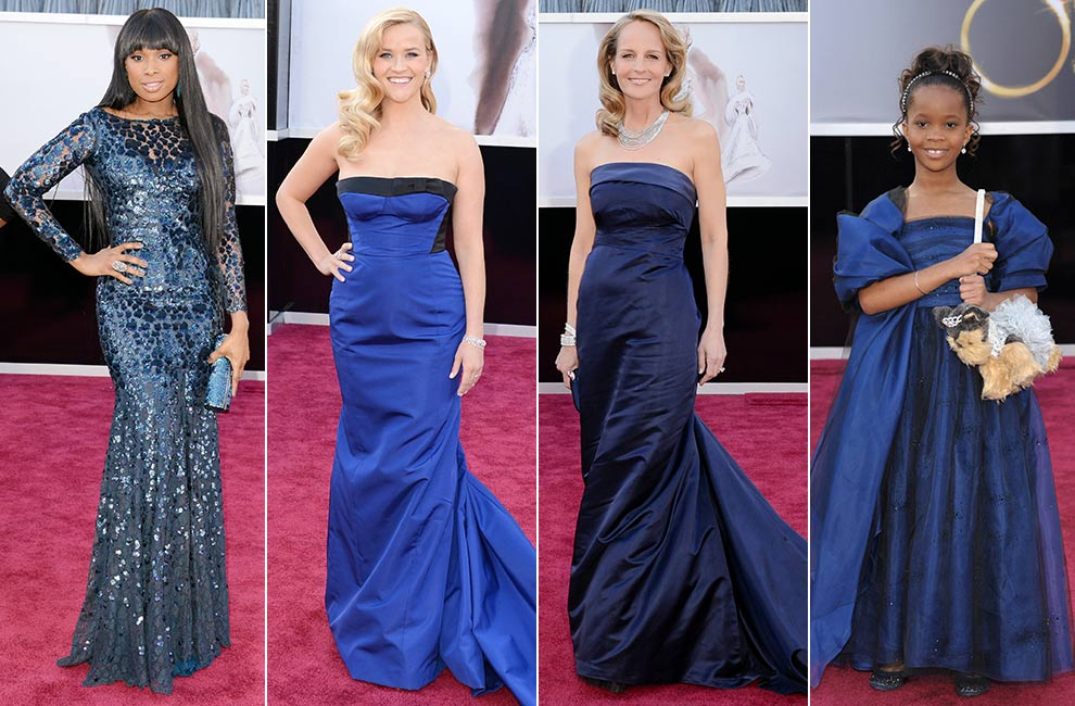 Tendencias Oscar 2013